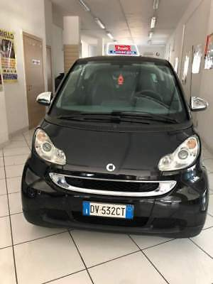 SMART Fortwo fortwo 52 kW MHD coupé Black Tailor Made