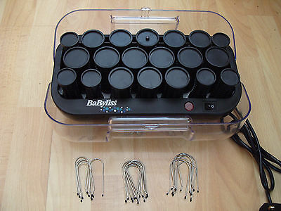 Babyliss Heated Hair Rollers Curlers