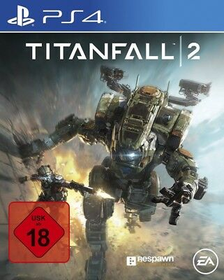 PS4 / Sony Playstation 4 game - Titanfall 2 boxed