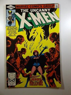 The Uncanny X-Men #134 Introducing The Black Queen!! of Hellfire Club! VF!!!