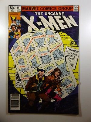 The Uncanny X-men #141 Days of Future Past Fine Condition! Great Read!