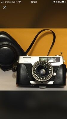 Vintage PETRI 7 S Circle Eye System Film Camera