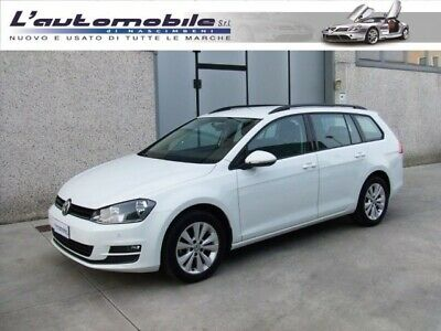 VOLKSWAGEN Golf Variant 1.6 TDI 105 CV Comfortline BlueMotion Tech.