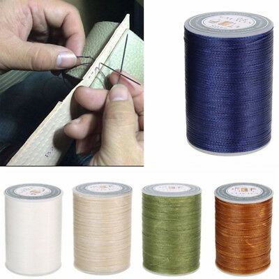 0.8mm 90m Polyester Cord Sewing Waxed Thread Hand Stitching Craft Cord DIY Hot