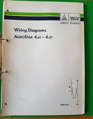 Deutz Wiring Diagram Wiring Diagrams