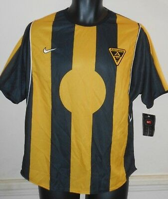 Rare Alemannia Germany Away Shirt 2001-2002 small men's New With Tags #1012