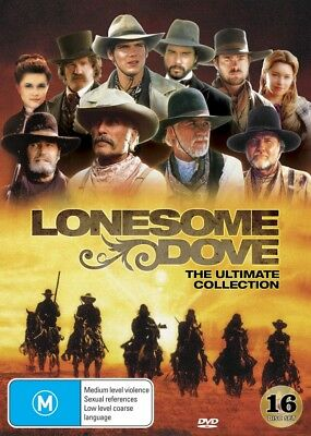 Lonesome Dove Ultimate Collection (Region 4 DVD)