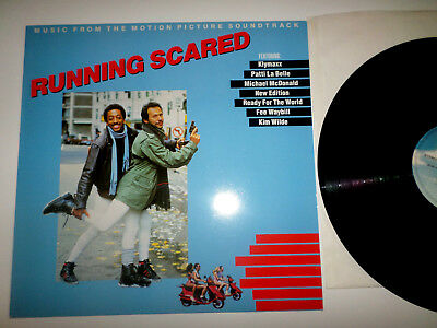 VARIOUS - RUNNING SCARED - OST - LP in EX!!