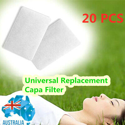 20x HYPOALLERGENIC Filters for- ResMed S9- S10- AirSense 10 Hypo allergenic AU