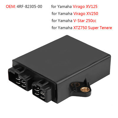 CDI Unit 4RF-82305-00 for Yamaha Virago XV125 V-Star 250cc XTZ750 Super Tenere