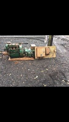 lister generator, single phase , 10 kva