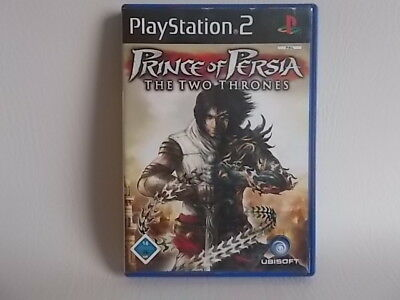 Prince of Persia - The two Thrones für Playstation 2