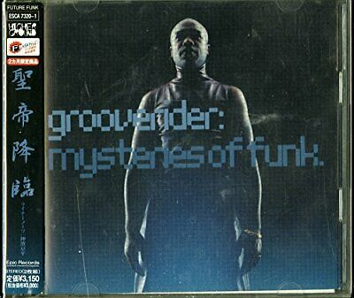 Grooverider - Mysteries of Funk - Grooverider CD 5YVG The Fast Free Shipping