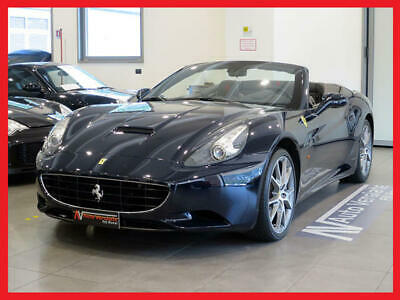 Ferrari California DCT *BLU POZZI - FULL OPTIONAL*