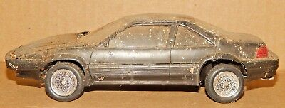 Vintage 1980's Pontiac Grand Prix 1/25? Scale Plastic Built Model Car