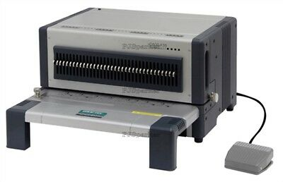 Combination Binding Machine New Electric Switchable D600 ms