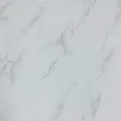 White Marble Bathroom Wall Panels Shower Wet Wall PVC Ceiling Cladding Kitchen