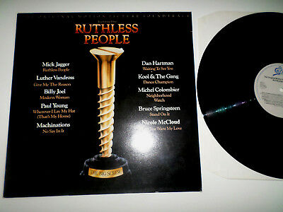 Ruthless People - Ost - Lp