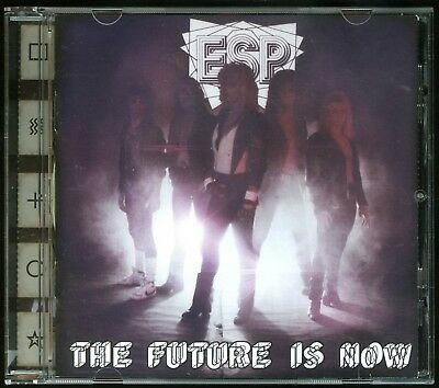 E.S.P. The Future Is Now CD new ESP