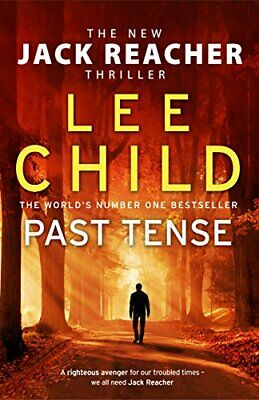 Past Tense: (Jack Reacher 23) by Child, Lee Book The Fast Free Shipping