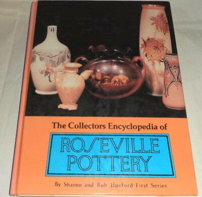Roseville Pottery, The Collectors Encyclopedia Of, 1986, Pottery