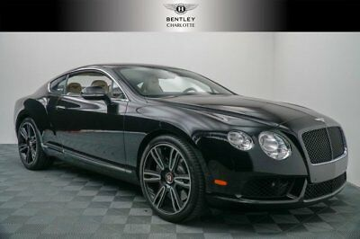 2014 Continental GT 2DR CPE