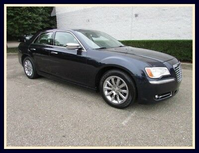 2012 300 Series Limited 2012 Chrysler 300 Limited Navigation New Tires