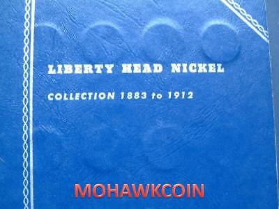 NEAR COMPLETE LIBERTY NICKEL SET - 32 ISSUES - w/ 1885 & 1886