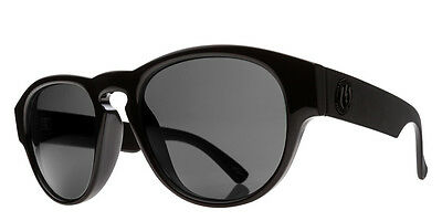 9cd870b9641ed ELECTRIC Mags SUNGLASSES Trevor TROUBLE Andrew GLOSS BLACK Frame GREY Women  MENS
