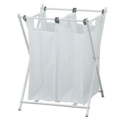 Furinno WS17127-2 Wayar Foldable Double Laundry Sorter