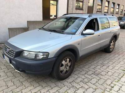 Volvo XC70 2.4i turbo 20V cat AWD unico proprietario
