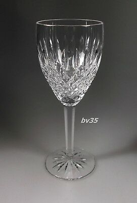 "Waterford Crystal Castlemaine  Water Goblet  7 7/8"" - Goblets - Excellent"