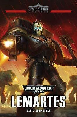 Lemartes (Space Marine Legends) by Annandale, David, NEW Book, (Hardcover) FREE