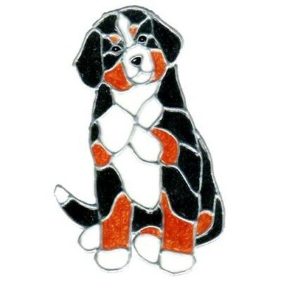 "8"" BERNESE MOUNTAIN DOG pup"