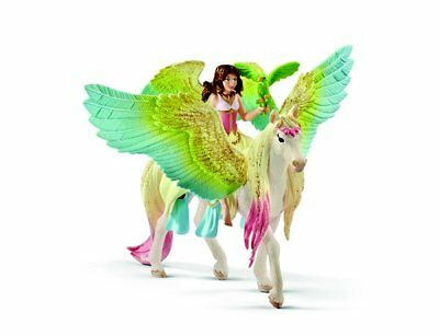 Fairy Surah with & Unicorn by Schleich 70566 Stunning Bayala strong beautiful<><