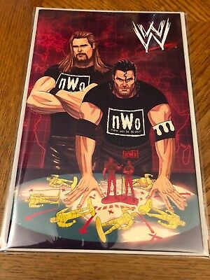 WWE Wrestle Mania 2018 Special: New World Order Variant