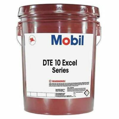 MOBIL Mobil DTE 10 Excel 15, Hydraulic, 5 gal., 106125