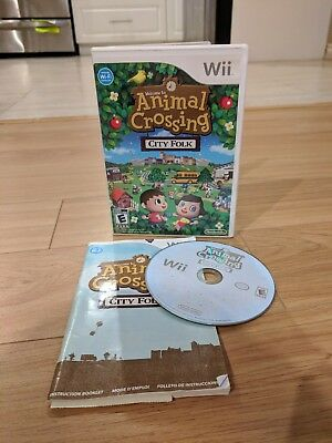 Animal Crossing: City Folk (Nintendo Wii, 2008)