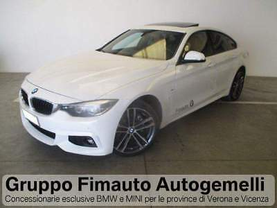 BMW 420 d xDrive Gran Coupé Msport Aut.
