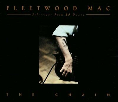 Fleetwood Mac - The Chain: Selections From 25 Years - Fleetwood Mac CD PJVG The