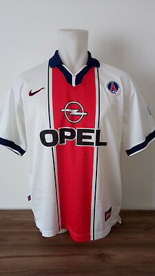 jersey/shirt/maillot NIKE vintage PSG away 97-98 XL very nice France N0 Bordeaux