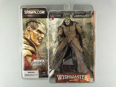 Actionfigur McFarlane Movie Maniacs Series 5 Djinn from Wishmaster  OVP