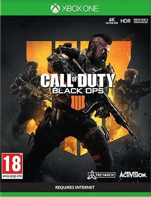 Call of Duty: Black Ops 4 (Xbox One)  BRAND NEW AND SEALED - QUICK DISPATCH