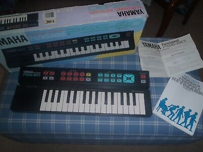 Yamaha Portasound PSS80 Electronic Keyboard.*** Excellent condition***