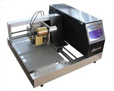 New Gold Foil Printer Stamping Machine Digital Version 3050C yn