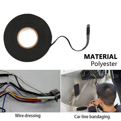 Surprising New Tape Adhesive Cloth Fabric Wiring Loom Harness 19Mm 25M Uk Wiring 101 Akebwellnesstrialsorg