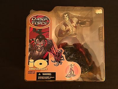 Spawn Cyber Force 10th Anniversary Action Figure Mcfarlane Toys