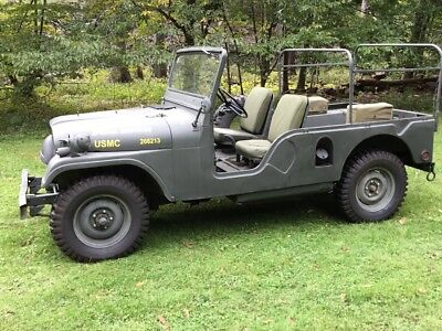 1963 Jeep Other Military 1963 USMC Willys M170 Military RARE RADIO Jeep