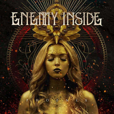 ENEMY INSIDE - Phoenix - Vinyl 2-LP - black Vinyl