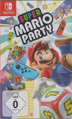 Nintendo Switch SUPER MARIO PARTY Deutsch OVP NEU